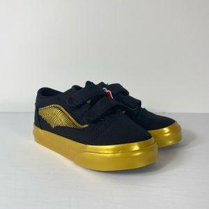 Vans x Harry Potter Old Skool V Golden Snitch Shoe
